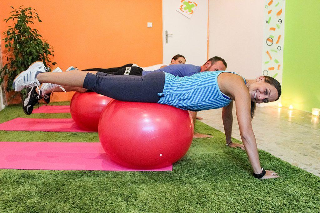refreš - cvičenie pre zdravý chrbát 2